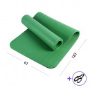 wholesale Sports and Fitness Equipment: XXL Fitness Mat  Yoga Mat 183 x 61 x 1.50 cm