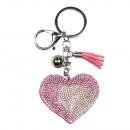 groothandel Handtassen: Hart t Hanger met ring 47021