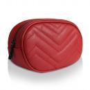 Großhandel Taschen & Reiseartikel: Bauchtasche echt Leder Tasche rot