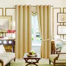 Gardine für Wohnzimmer Schlafzimmer 1er-Pack 93004