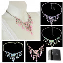 grossiste Bijoux & Montres: Collier pendentif  chaîne de collier de femmes 4106