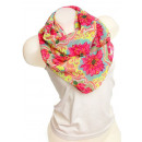 scarf 9D0067 XY-052 Pink
