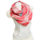 wholesale Fashion & Mode: Ladies Loop scarf  scarf good quality 9D0061 Red