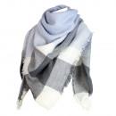 Großhandel Pullover & Sweatshirts: XXL warme Damen Poncho Schal