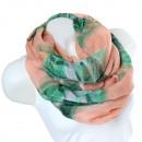 Ladies Loop scarf  scarf good quality XF14-3 Orange