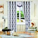 Gardine für Wohnzimmer Schlafzimmer 1er-Pack 93003