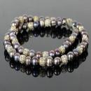 Großhandel Schmuck & Uhren: Damen Schmuck  Parlen Ketten Halskette 41008