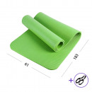 wholesale Sports and Fitness Equipment: XXL Fitness Mat Yoga Mat 183 x 61 x 1.50 cm