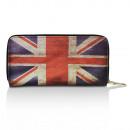 ingrosso Portafogli: Portafoglio in USA e UK bandiere 25074
