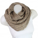Tube scarf / snood / 9D0232 Khaki