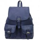 wholesale Backpacks: Backpack Ladies  good quality # M895 Blue