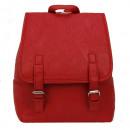 groothandel Rugzakken: Rugzak dames van  goede kwaliteit # M898 Red