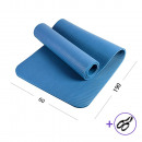wholesale Sports and Fitness Equipment: XXL fitness mat  yoga mat 190 x 60 x 1.50 cm