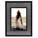 Großhandel Bilder & Rahmen: Bilderrahmen mit  Strass steinen 10 x 15