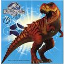 Jurassic World -  2LG. Papieren servetten 33x33cm