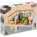 wholesale Blocks & Construction: BanBao 7526 - Building Kit, Snoopy Secret ...