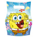 grossiste Cadeaux et papeterie: Spongebob sacs 6 du parti -