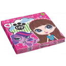 Littlest Pet Shop - 20 Servietten