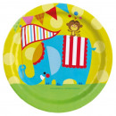 wholesale Baby Toys: Fisher Price Circus - 8 plate