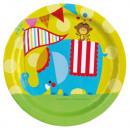 Fisher Price Circus - 8 Teller