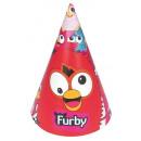 Furby - 6 Party-Hütchen