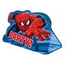 Spiderman - Einladungskarten