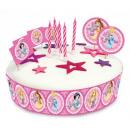 Princess - Cake Decoration Set