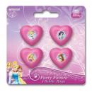 Princess - 4 rings