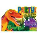 Dinosaurs - 6 invitations Dino