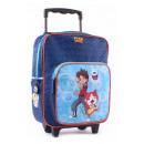 wholesale Suitcases & Trolleys: Yo-Kai Watch - Watch me Trolley Backpack 35x28x1cm