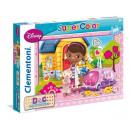 wholesale Puzzle: Doc Mc Stuffins  104 pieces Jigsaw Little Helpers