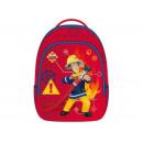 groothandel Rugzakken: Fireman Sam In  geval van nood rugzak 35x27x19