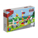 BanBao 7509 - Building Kit, Snoopy Funfair / Vergn