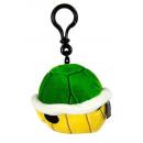Nintendo Plüsch - Green Shell - Plüsch Clip´n
