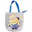 groothandel Boodschappentassen: Minions Tote Bag  Tas  1 in een Minion  32x30cm