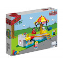 BanBao 7505 - construction kit, Snoopy carousel