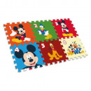 Mickey Mouse play mat puzzle