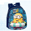 wholesale Bags: Minions - Backpack 3D - Minions Paradise