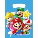 Super Mario - Partytueten, 8Stk