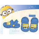 wholesale Shoes: Minions Slippers Clogs Shoes range (8 pairs)