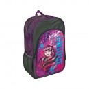 groothandel Licentie artikelen: Monster High Backpack Purple