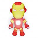 Avengers GoGlow Ironman Plush Light