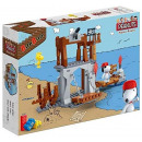 BanBao 7518 - Building Kit, Snoopy Pirate Watchtow