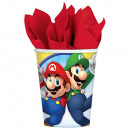 grossiste Maison et cuisine: Super Mario - tasses, 266ml, 8pcs