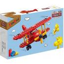 wholesale Blocks & Construction: BanBao 7523 - Kit, Snoopy Red Baron