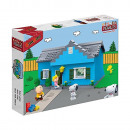 BanBao 7502 - Building Kit, Charlie Brown's Ho