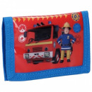 wholesale Wallets: Firefighter sam / Fireman Sam - purse