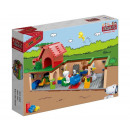 BanBao 7503 - Building Kit, Snoopy 's Secret C