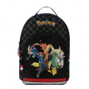 Pokemon Evolution backpack schoolbag backpack spor