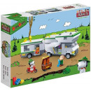 groothandel Bouwstenen & constructie: BanBao 7513 - Bouwpakket, Snoopy Camper